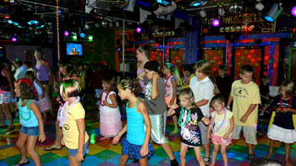 Colors Birthday Party Place Jeannette PA Serving Greensburg And